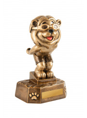 318-2 Swimming Trophy 12.8cm