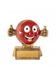 319-1 Cricket Trophy 7.7cm