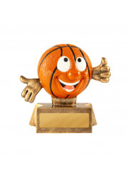319-7 Basketball Trophy 7.5cm