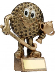 A1156A Hockey Man Trophy 13cm
