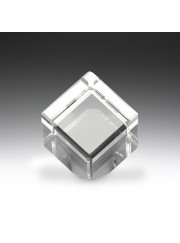 CC650S Crystal Paperweight 9cm