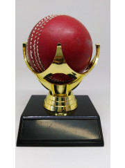 TS1703 Ball Holder Trophy 9cm