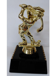 TS1611-02 Crazy Golf Male Trophy 12.5cm