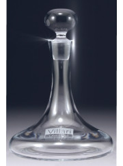 L447 Glass Decanter 1000ml