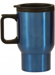 LTM003 Blue Travel Mug 470ml
