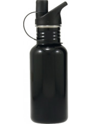 LWB011 Black Water Bottle