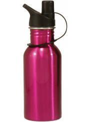 LWB016 Hot Pink Water Bottle 500ml