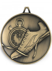 M9301 Gold Running Medal 62mm