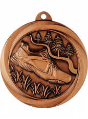 ME925B Cross Country Bronze Medal 50mm