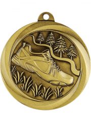 ME925G Cross Country Gold Medal 50mm