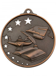 MH905B Bronze Education Medal 52mm
