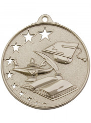 MH905S Silver Education Medal 52mm