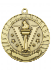 MMY200G Gold Victory Medal 70mm