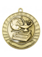 MMY205G Gold Acamdemic Medal 70mm