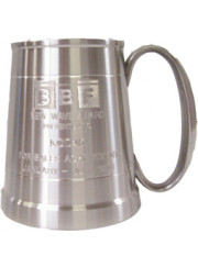 PTC10 Pewter Mug / Tankard - 310ml