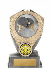 W18-6227 Table Tennis Trophy 12.5cm